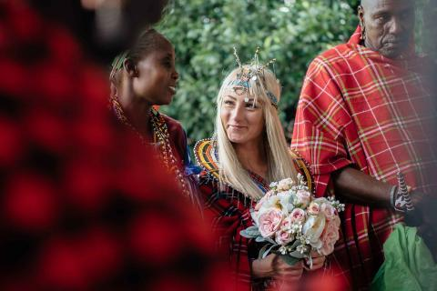 Weddings and honeymoons at Mara Engai