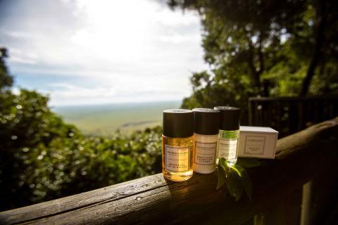 LUXURY TOILETRIES IN YOU LUXURY ACCOMMODATION