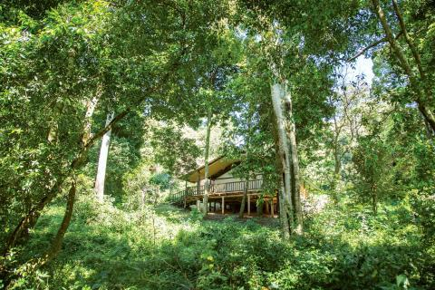 Mara Engai Wilderness Camp - Kichaka Tours and Travel Kenya